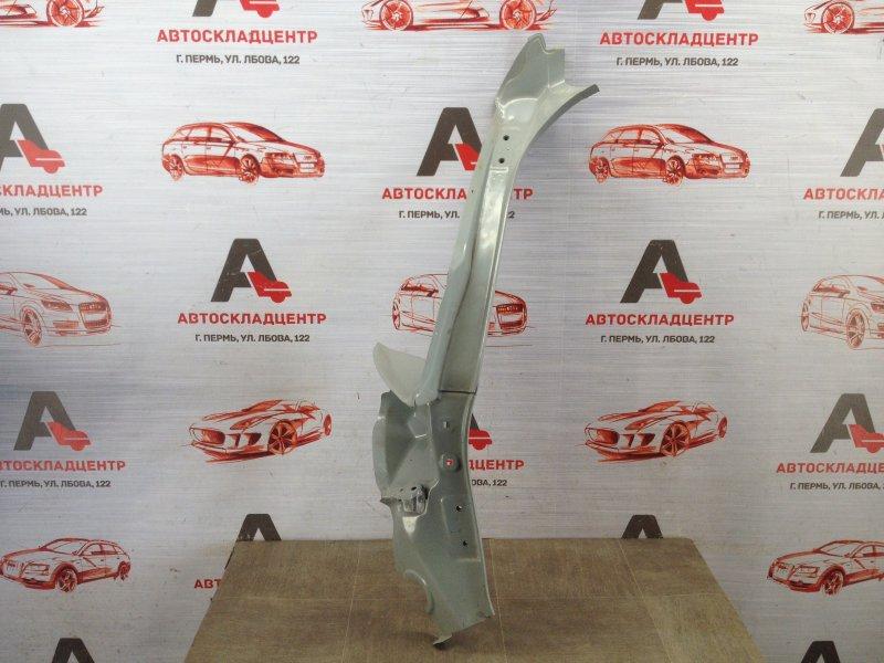 Кузов - панель задка (опора фонаря) Hyundai Santa-Fe (2012-2019) левый