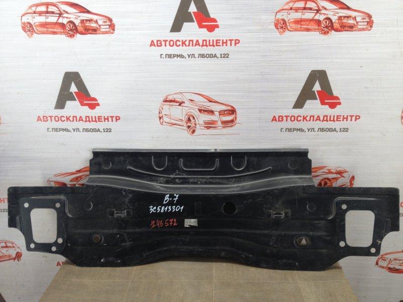 Кузов - панель задка Volkswagen Passat (B6) 2005-2010 нижний
