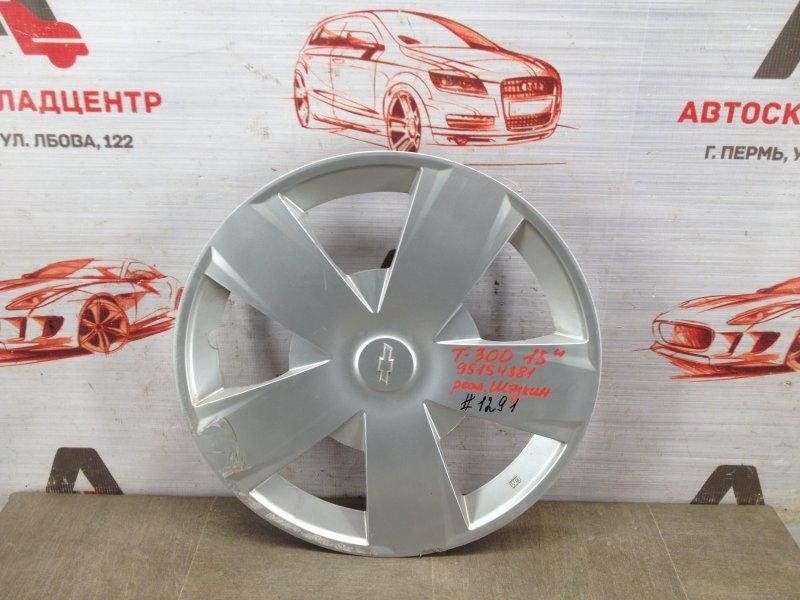 Колпак колесного диска Chevrolet Aveo 2012-2015