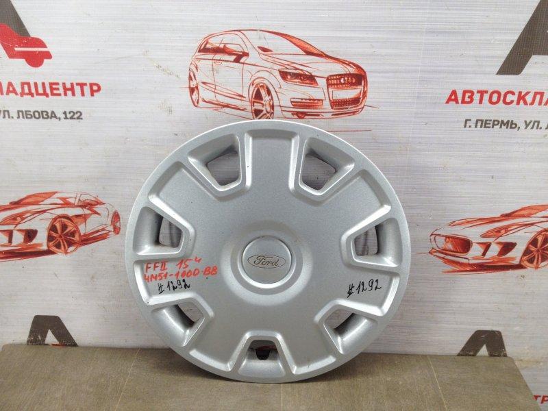 Колпак колесного диска Ford Focus 2 2004-2011
