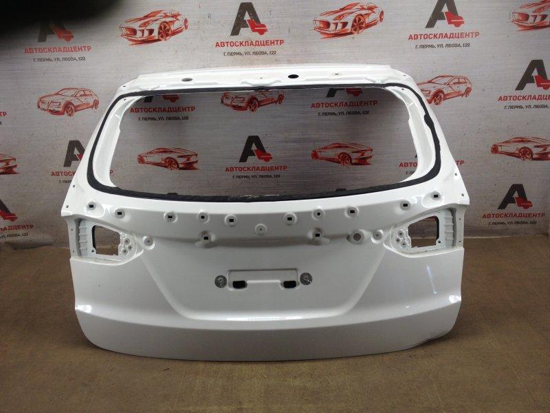 Дверь багажника Hyundai Santa-Fe (2012-2019)
