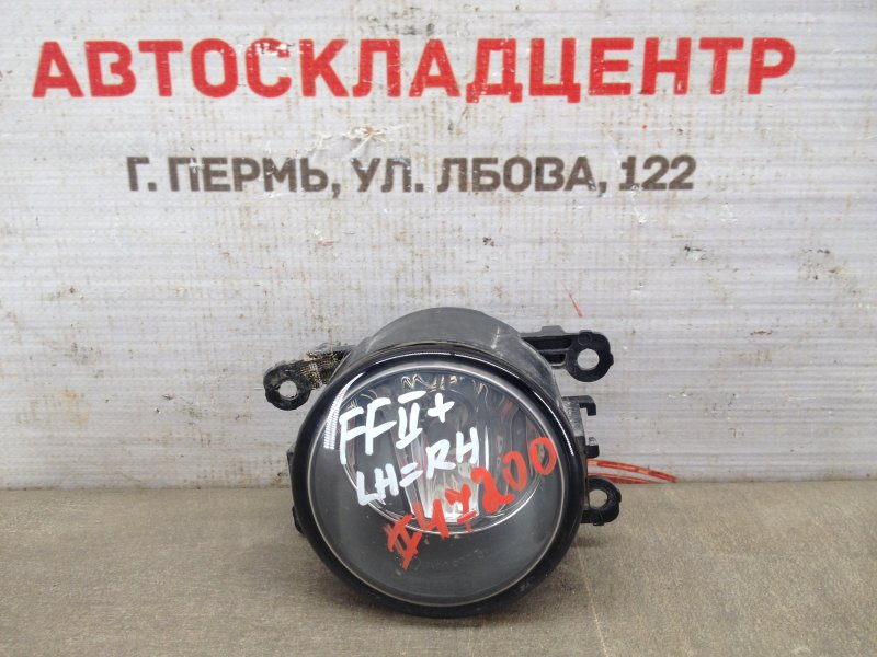 Фара противотуманная / дхо Ford Focus 2 2004-2011