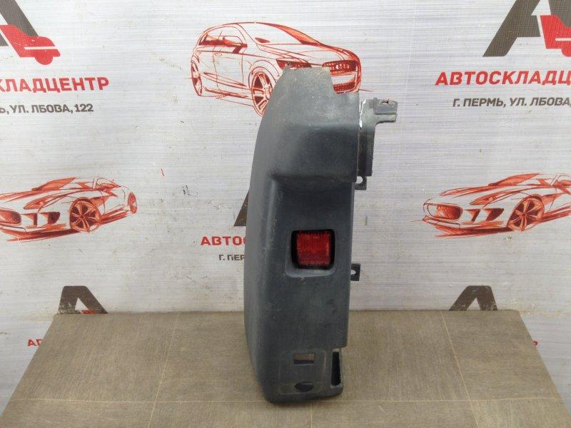 Бампер задний Fiat Ducato 2006-2013 правый