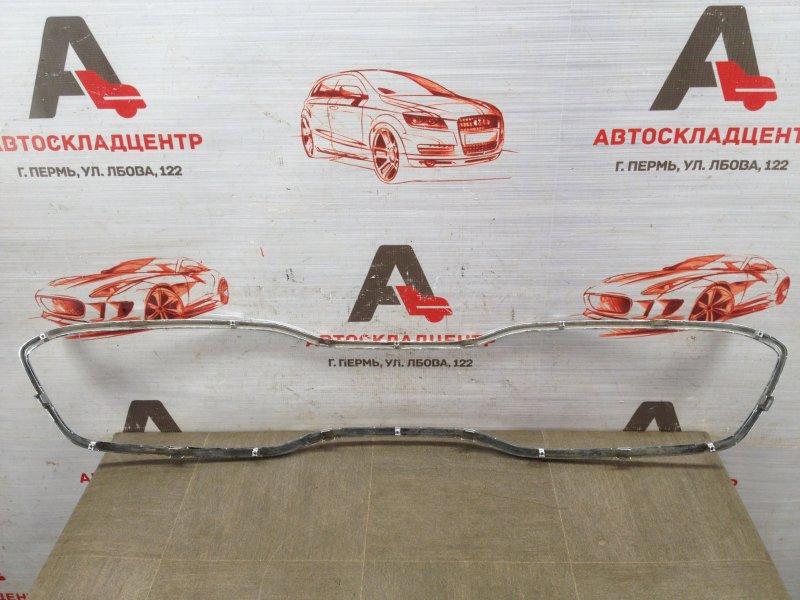 Решетка радиатора - молдинг Kia Sportage (2016-Н.в.) 2018