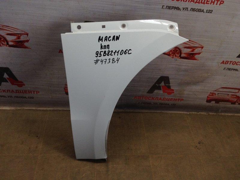 Крыло переднее правое Porsche Macan (2013-Н.в.)