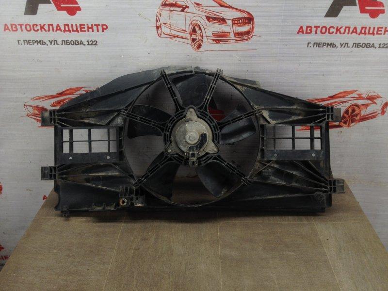 Диффузор радиатора охлаждения - в сборе Mitsubishi Lancer-10 (2006-2016)