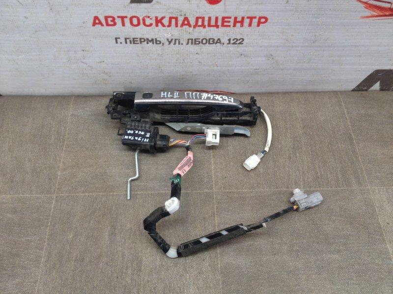 Ручка двери наружная - в сборе Toyota Highlander (Xu40) 2010-2013
