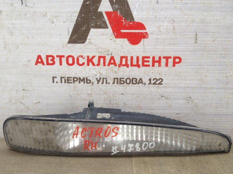 Фонарь - указатель поворота Mercedes Truck (Грузовые И Коммерческие) Axor правый