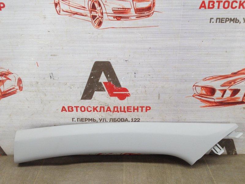Обшивка салона - стойка кузова Kia Rio (2017-Н.в.) передняя левая