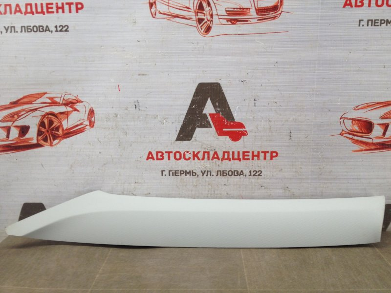 Обшивка салона - стойка кузова Skoda Yeti (2009-2018) передняя левая