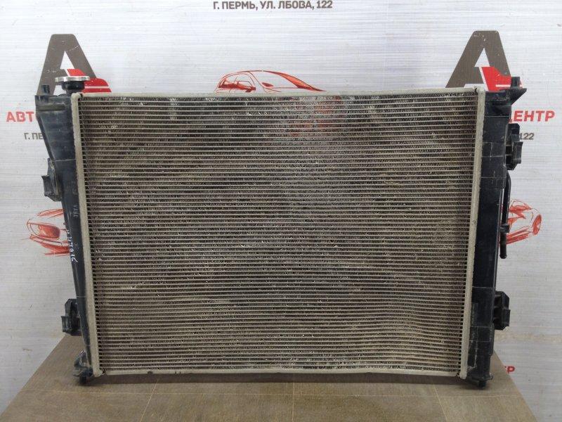 Радиатор охлаждения двигателя Kia Optima (2010-2016)