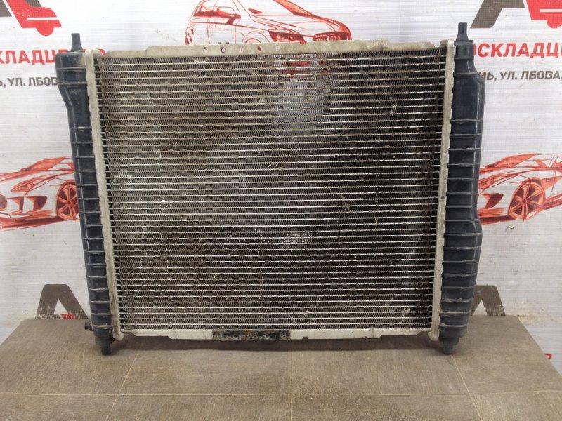 Радиатор охлаждения двигателя Chevrolet Aveo 2002-2011
