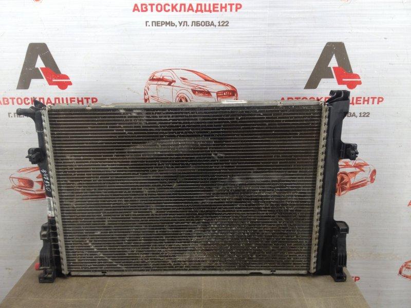 Радиатор охлаждения двигателя Mercedes A-Klasse (W176) 2012-2018