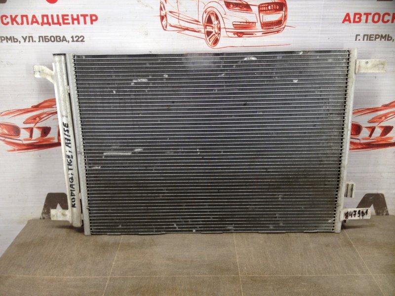 Конденсер (радиатор кондиционера) Volkswagen Golf (Mk7) 2012-2019