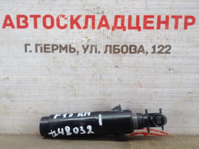 Форсунка омывателя фары Bmw X5-Series (F15) 2013-2018 правая