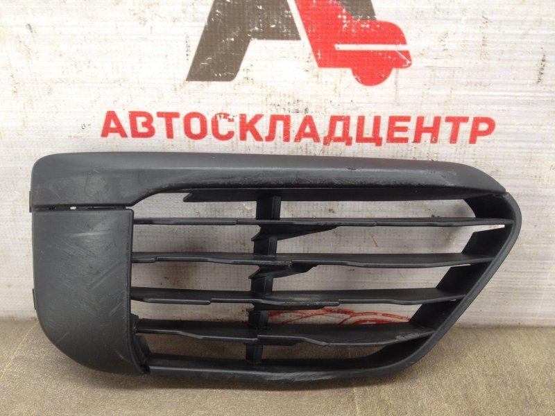 Решетка бампера переднего Bmw X1-Series (F48) 2015-Н.в. 2015 правая