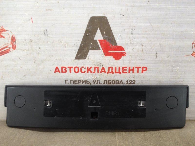 Планка (рамка) номерного знака Mazda Mazda 3 (Bm) 2013-Н.в.