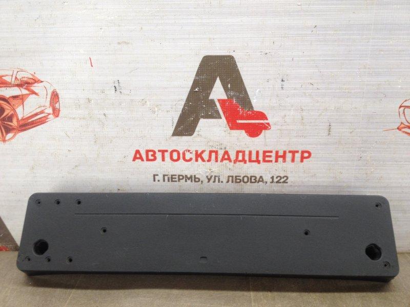 Планка (рамка) номерного знака Mercedes Glc Coupe (X253) 2015-Н.в.