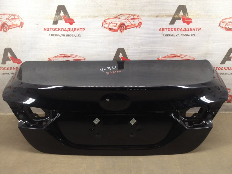Крышка багажника Toyota Camry (Xv70) 2017-Н.в.