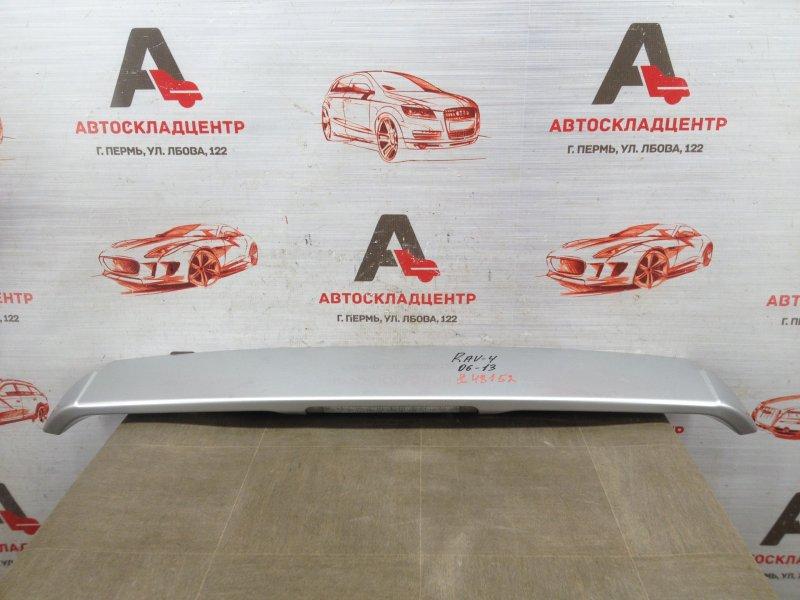 Спойлер-антикрыло двери/крышки багажника Toyota Rav-4 (Xa30) 2005-2013