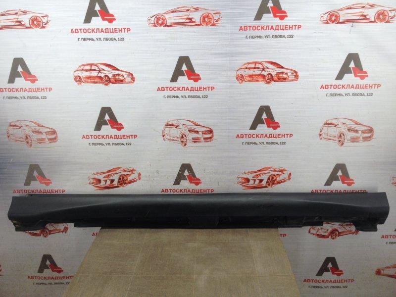 Накладка порога кузова - наружная облицовка Lexus Rx -Series 2008-2015 правая