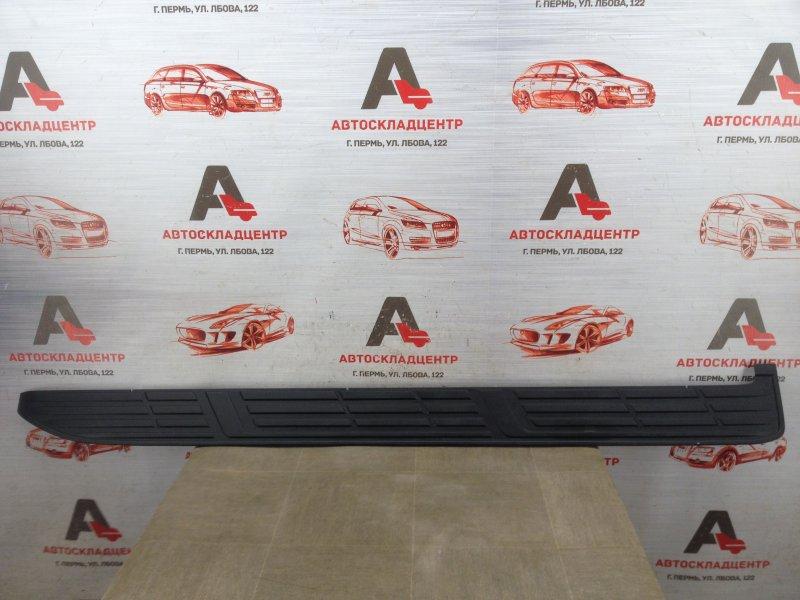 Подножка кузова - накладка Toyota Land Cruiser Prado 150 (2009-Н.в.) левая