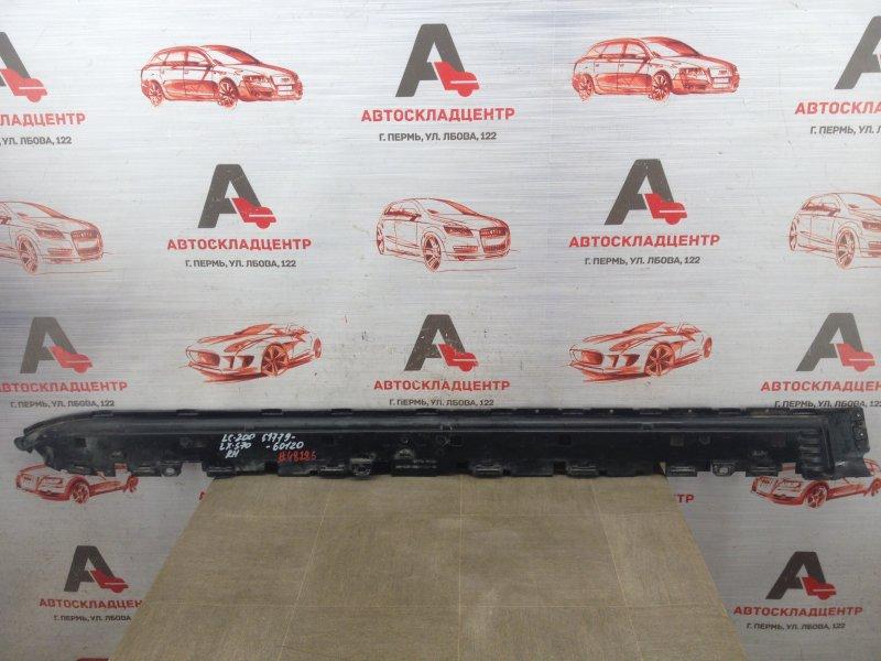 Подножка кузова - окантовка Lexus Lx -Series 2007-Н.в. 2007 правая