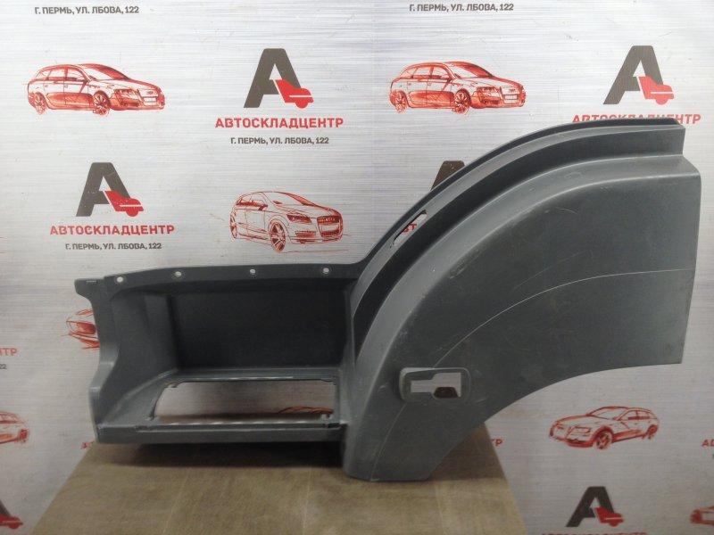 Подножка кабины Mercedes Truck (Грузовые И Коммерческие) Axor левая