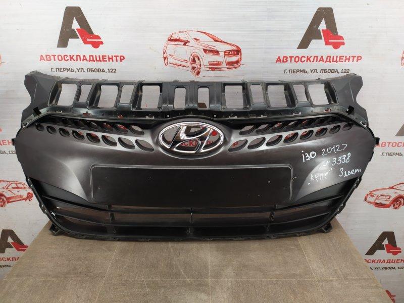 Решетка радиатора Hyundai I30 (2011-2017)