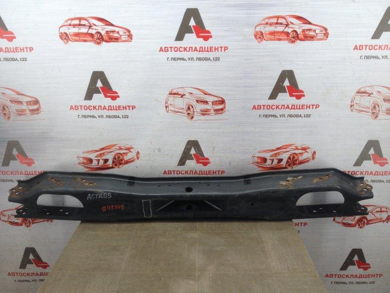 Усилитель бампера переднего Mercedes Truck (Грузовые И Коммерческие) Atego
