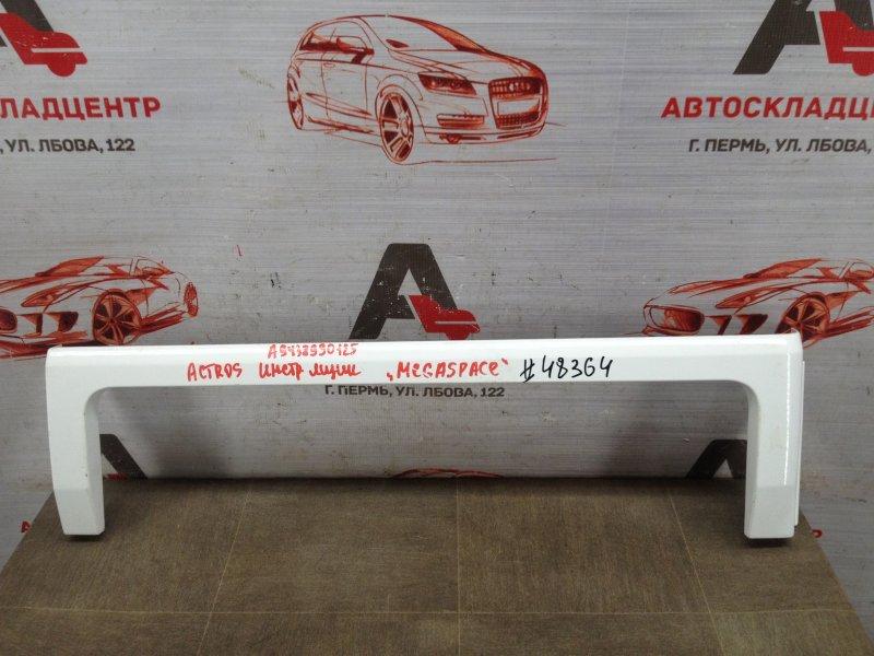 Накладка кузова - прочие Mercedes Truck (Грузовые И Коммерческие) Actros правая