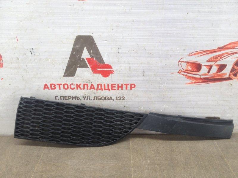 Решетка радиатора Mercedes Truck (Грузовые И Коммерческие) Axor левая верхняя