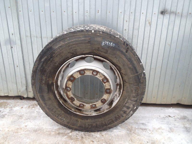 Колесо - диск в сборе с шиной Mercedes Truck (Грузовые И Коммерческие) Actros