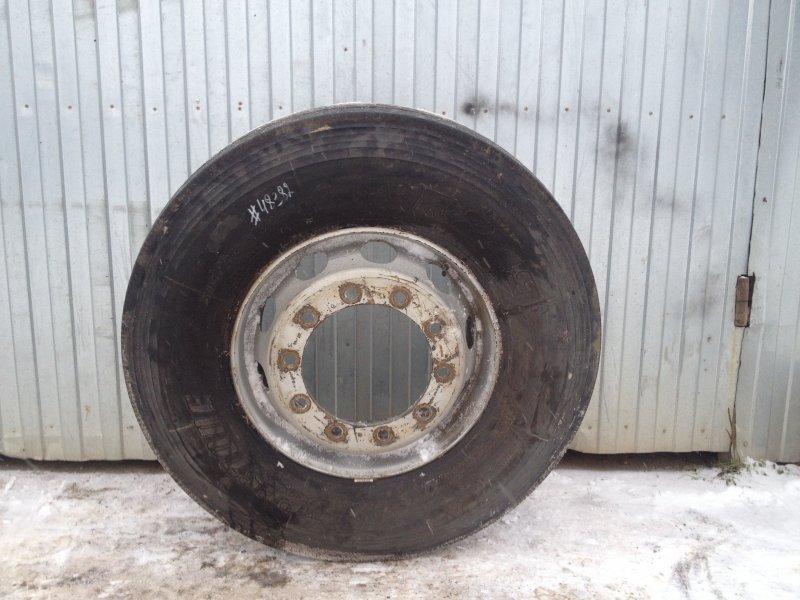 Колесо - диск в сборе с шиной Man Tga