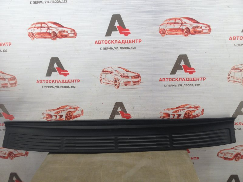 Накладка бампера заднего Lexus Lx -Series 2007-Н.в. 2015