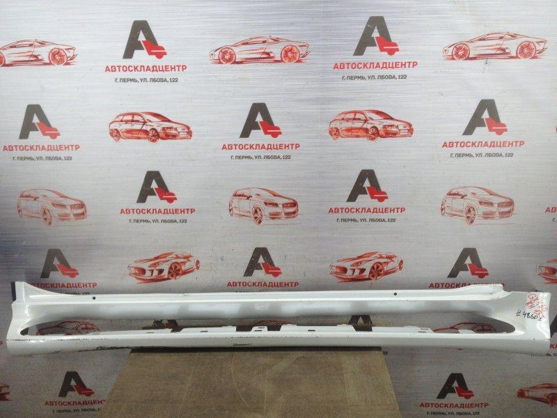 Подножка кузова - облицовка Lexus Gx460 2009-Н.в. правая