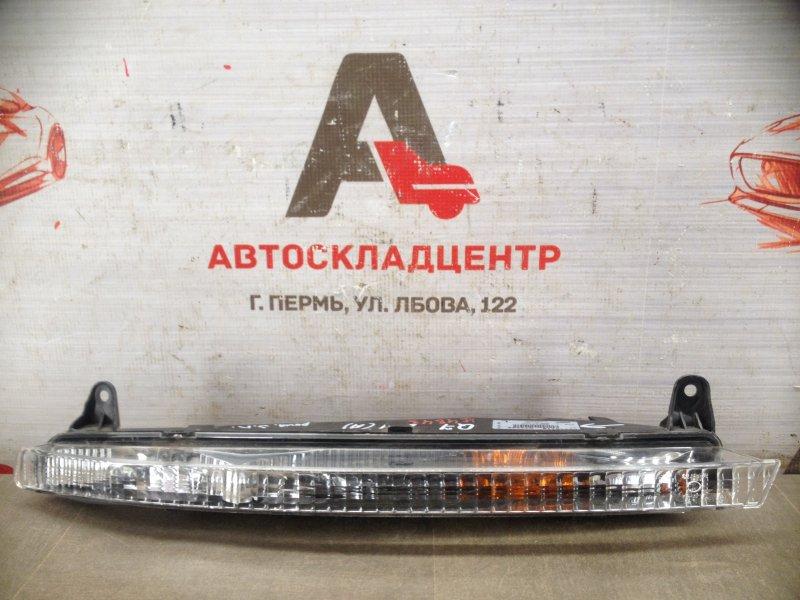Фара противотуманная / дхо Audi Q7 (2005-2015) 2005 левая
