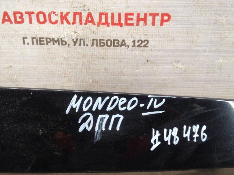 Накладка рамки двери Ford Mondeo 4 2007-2015 задняя правая