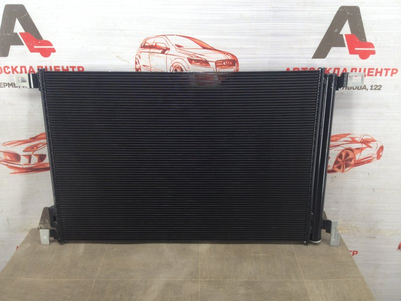 Конденсер (радиатор кондиционера) Audi Q7 (2015-Н.в.)