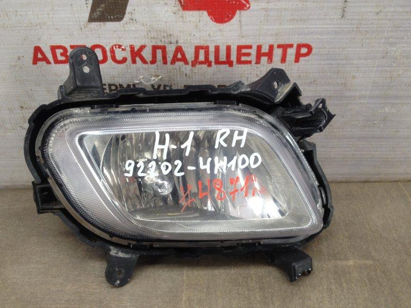 Фара противотуманная / дхо Hyundai H1 / Starex / Grand Starex (2007-Н.в.) 2013 правая