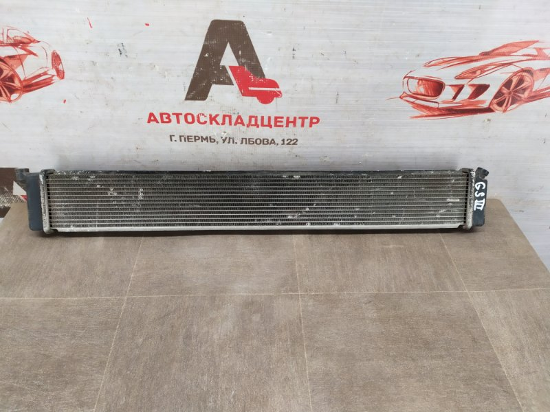 Радиатор охлаждения двигателя Lexus Gs -Series 2011-2017