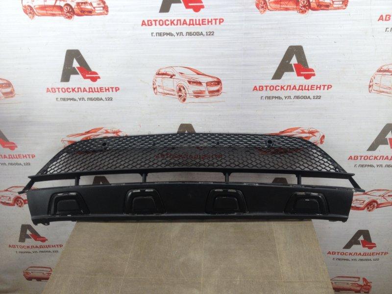 Решетка бампера переднего Mercedes Glc Coupe (X253) 2015-Н.в. 2016