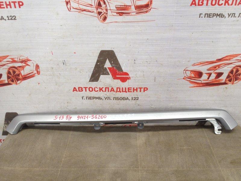 Молдинг капота Subaru Forester (S13) 2012-2019 2012
