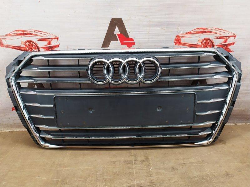 Решетка радиатора Audi A4 (B9) 2015-Н.в.