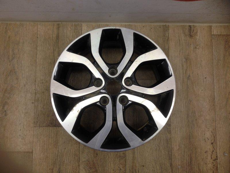 Диск колеса (литой) Nissan Terrano (2014-Н.в.)