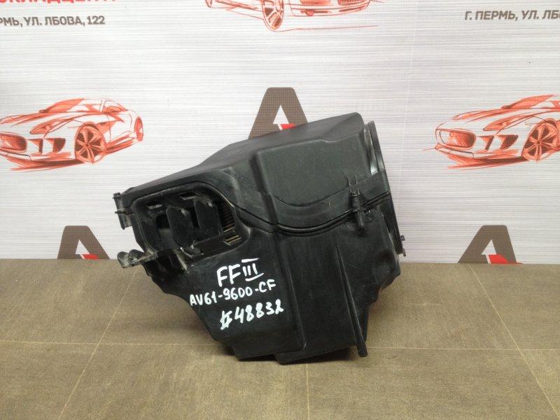 Корпус воздушного фильтра двигателя Ford Focus 3 2010-2019