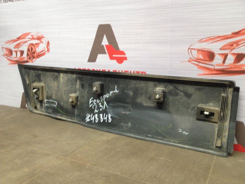 Накладка двери задней левой Ford Ecosport 2014-Н.в.