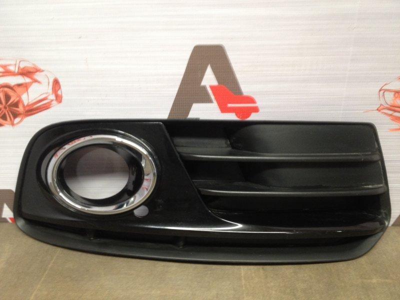 Накладка противотуманной фары / ходового огня Audi Q5 (2008-2017) 2012 правая