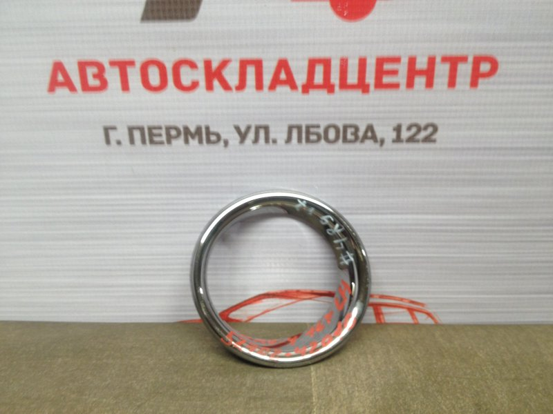 Накладка противотуманной фары - молдинг Toyota Rav-4 (Xa40) 2012-2019 2015 левая