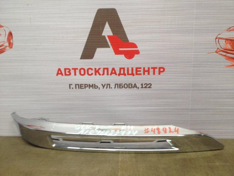 Накладка противотуманной фары / ходового огня Mercedes Glk-Klasse (X204) 2008-2015 2012 правая